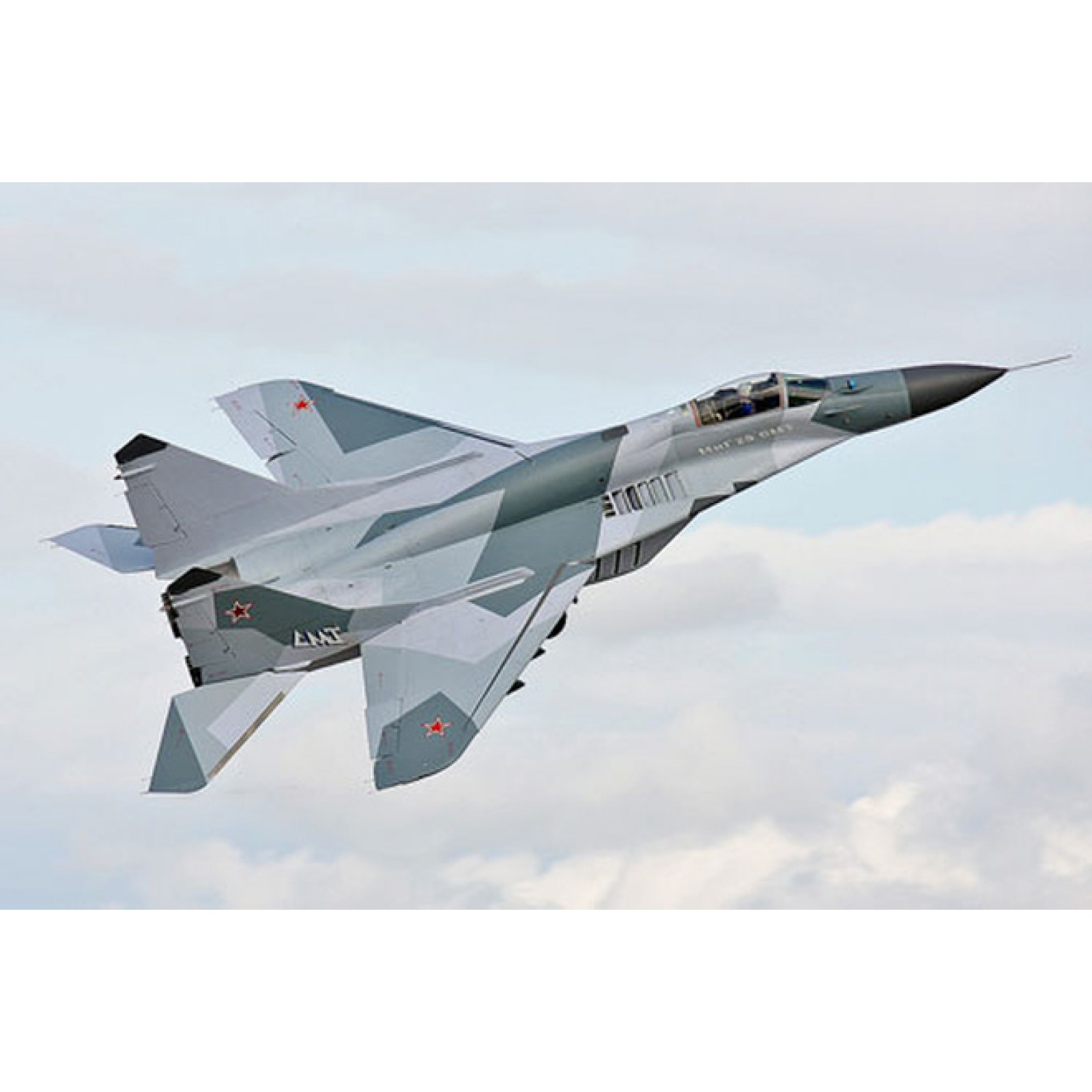 MRP-287 LIGHT GREEN GREY  MiG 29 SMT
