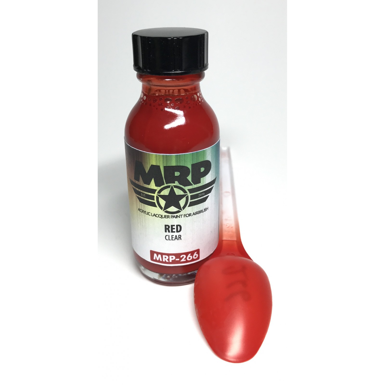 MRP-266  RED  clear