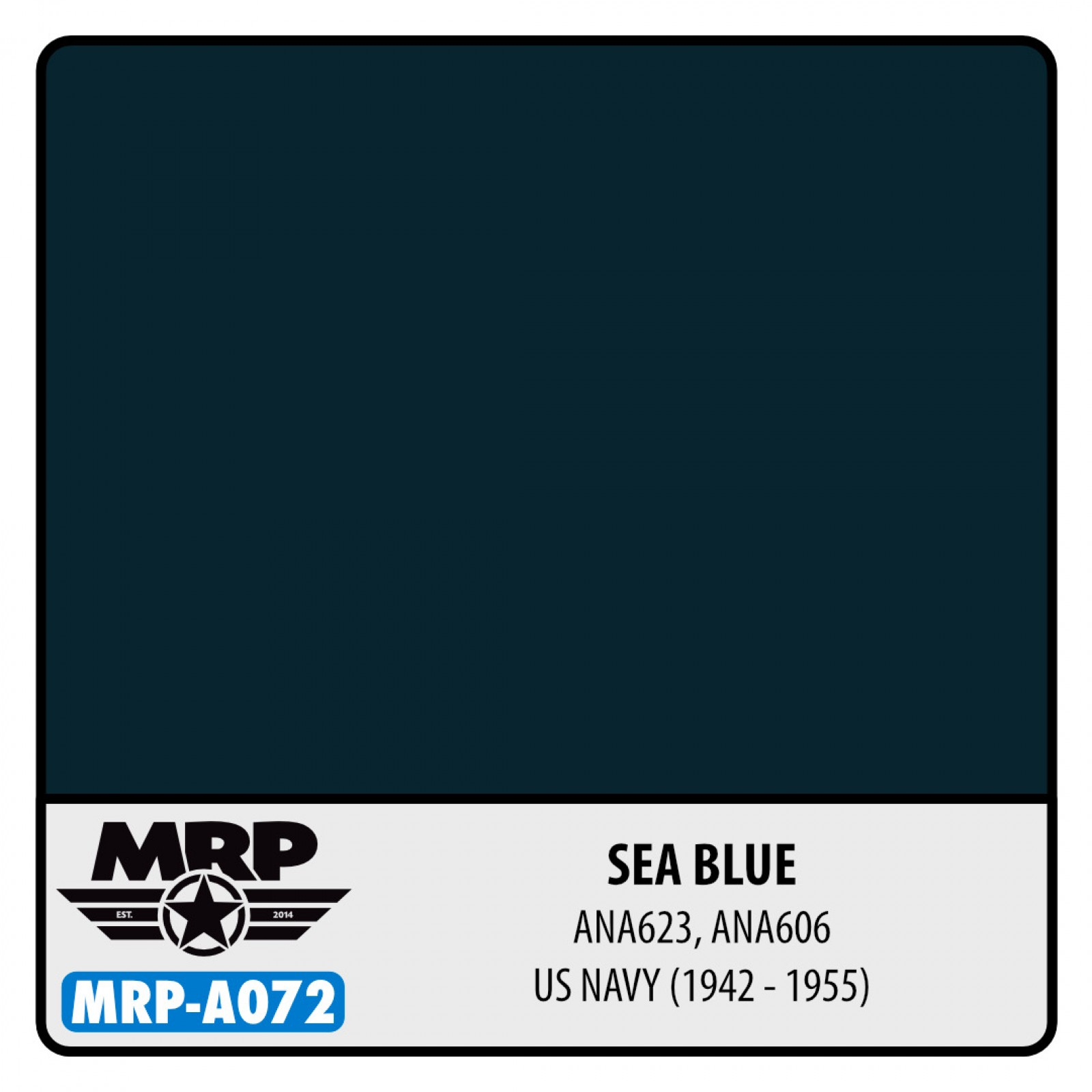 MRP-A072  SEA Blue  FS15042