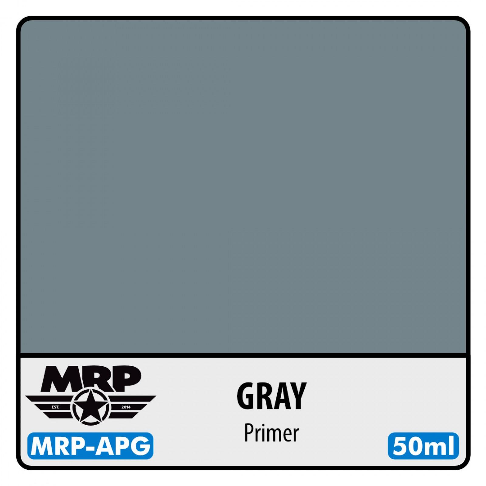 MRP-APG Primer GREY