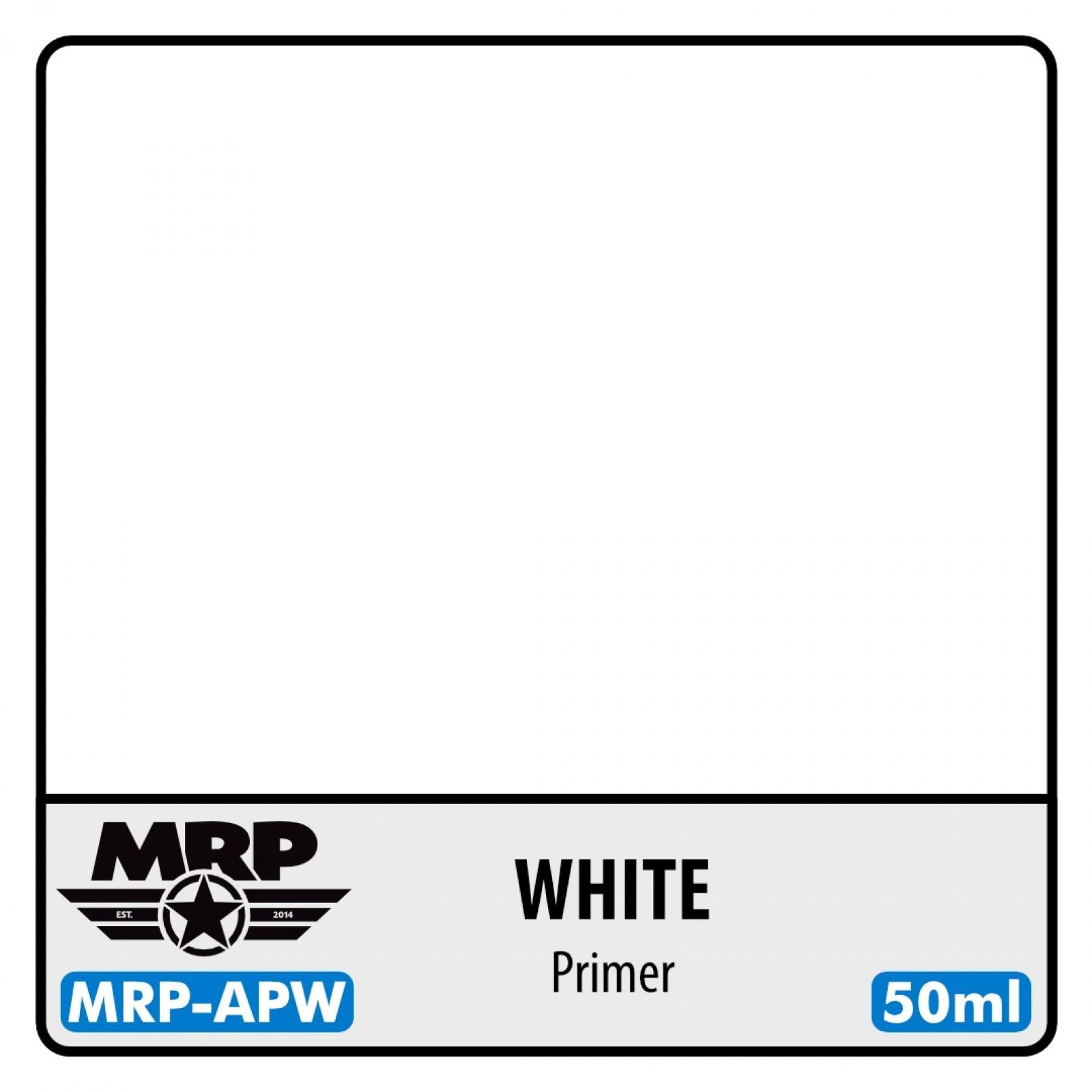 MRP-APW Primer WHITE