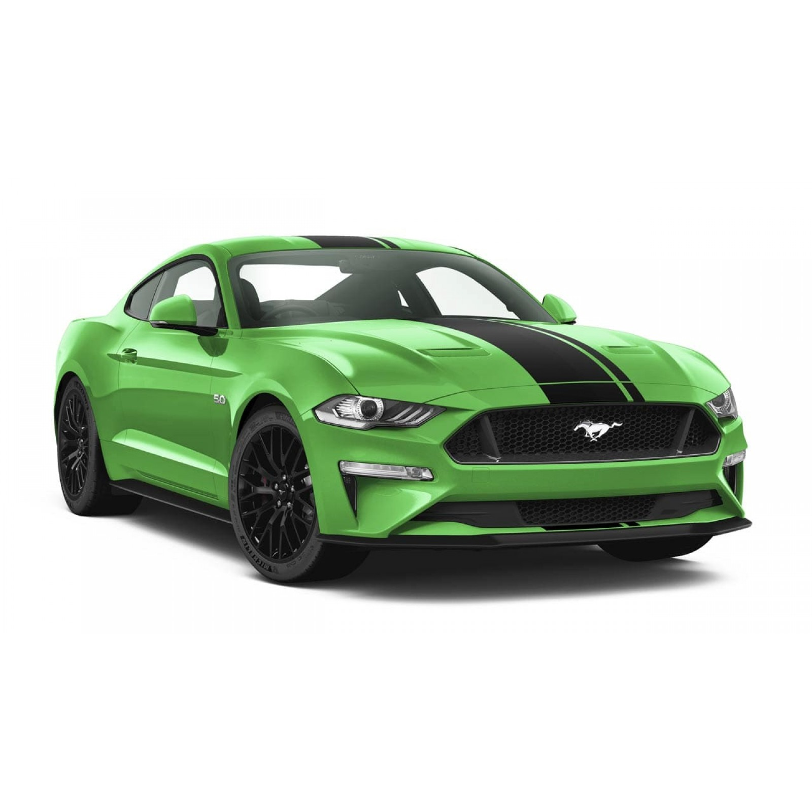 MRP-C011  Need for green - FORD Mustang