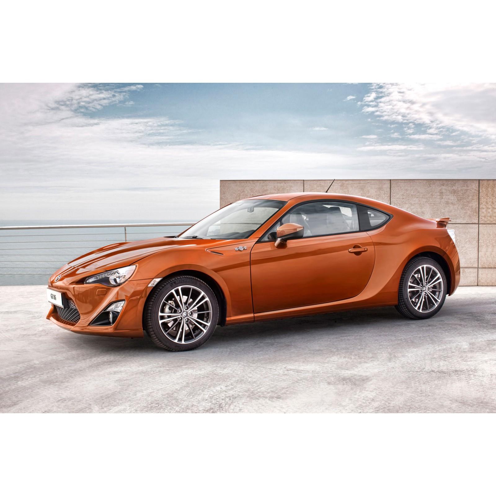 MRP-C024  Orange metallic for Toyota GT86