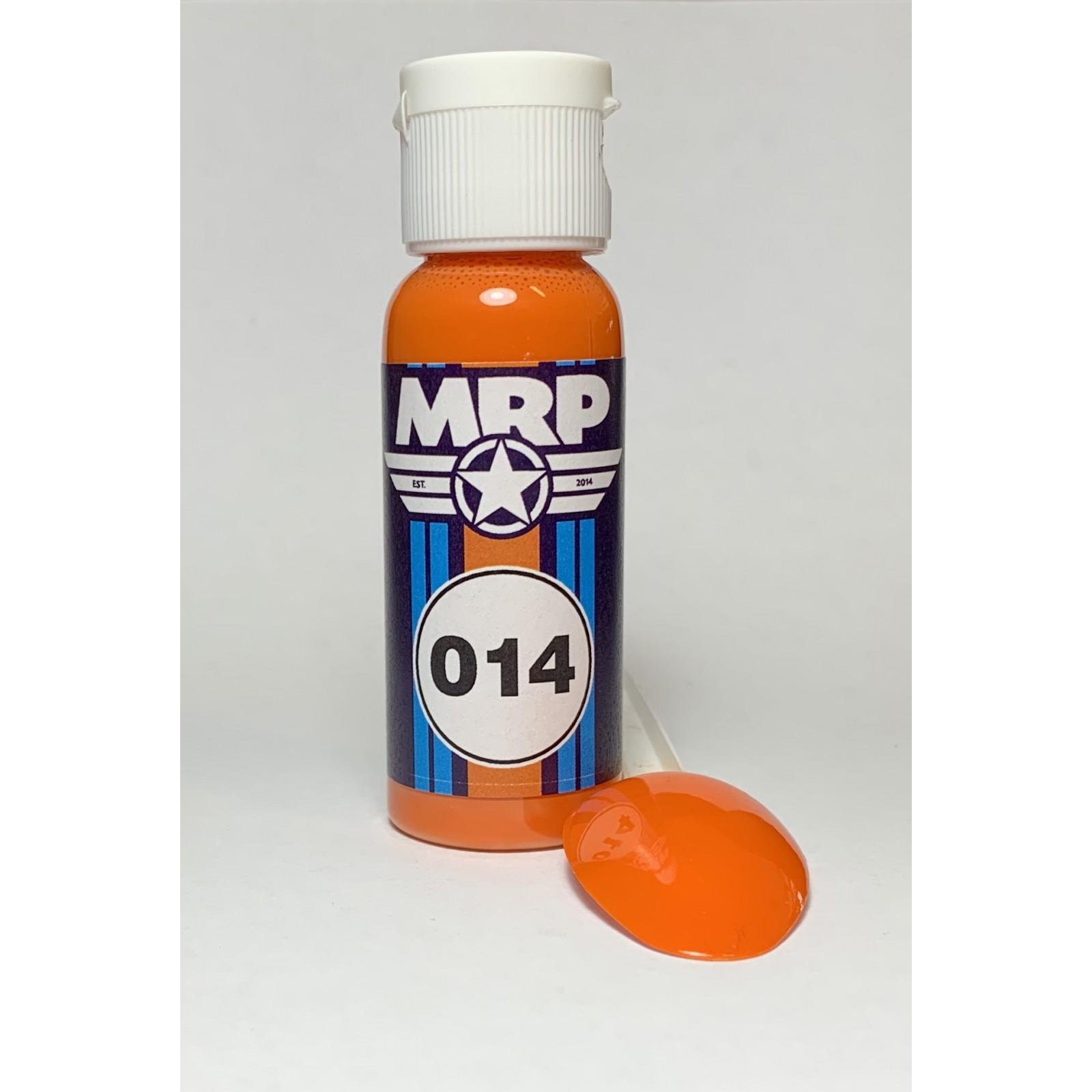 MRP-C014 PORSCHE GULF ORANGE
