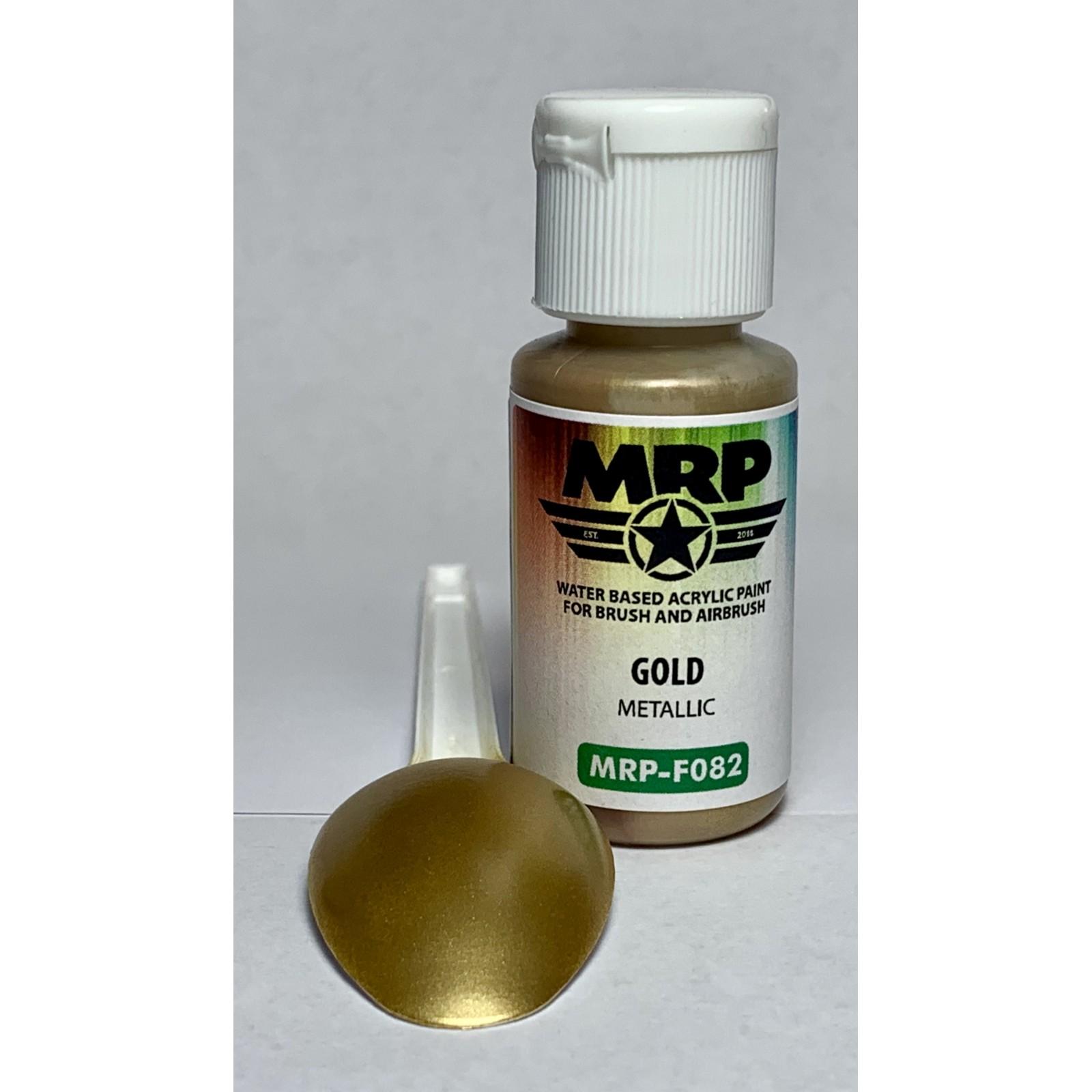MRP-F082  Gold
