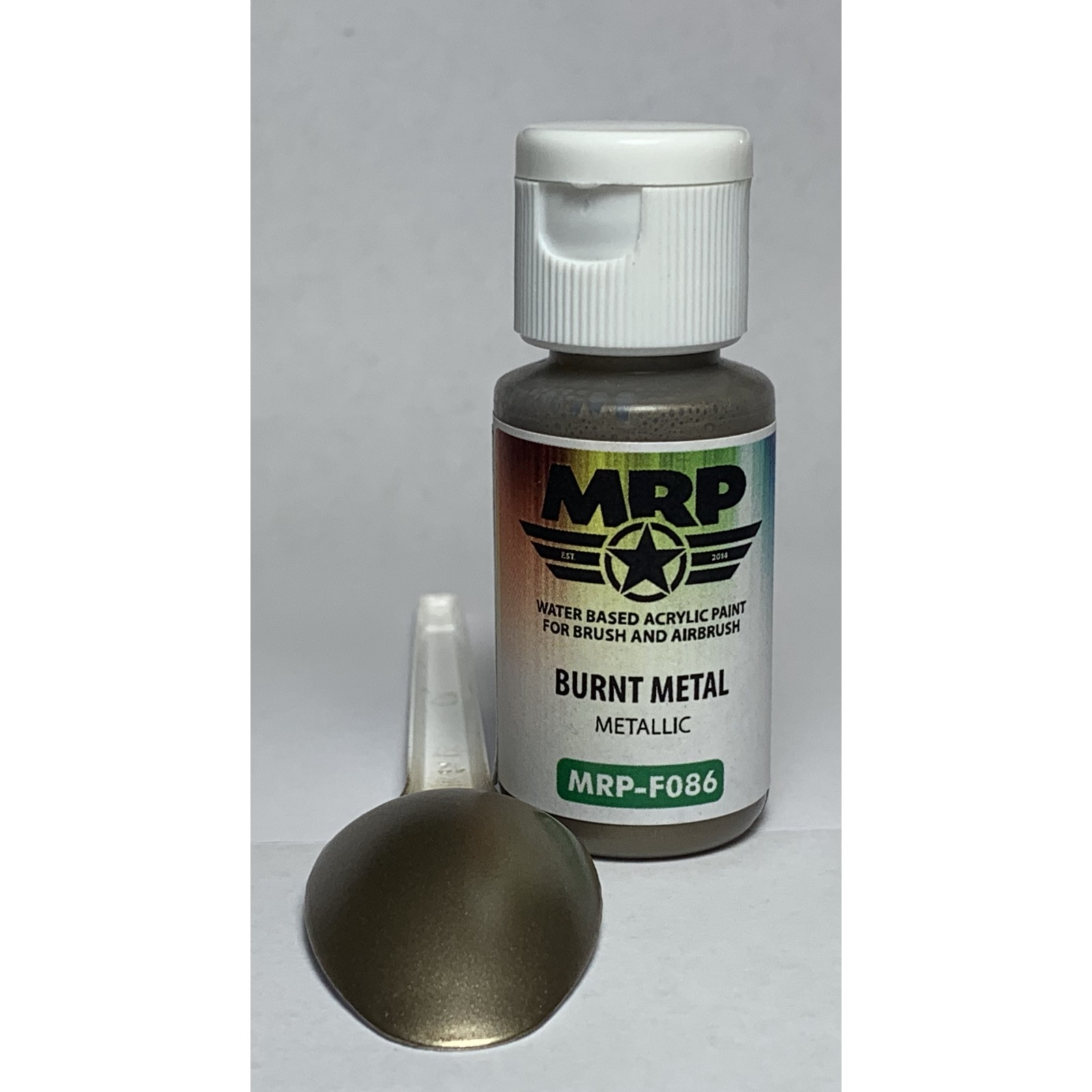 MRP-F086  Burnt Metal