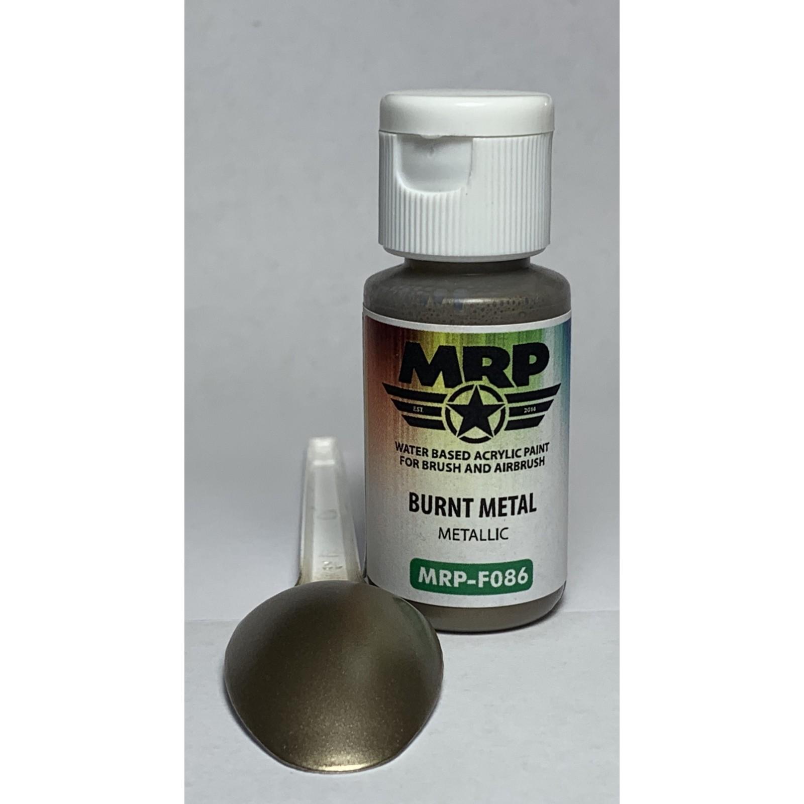 MRP-F086  Burnt Metal