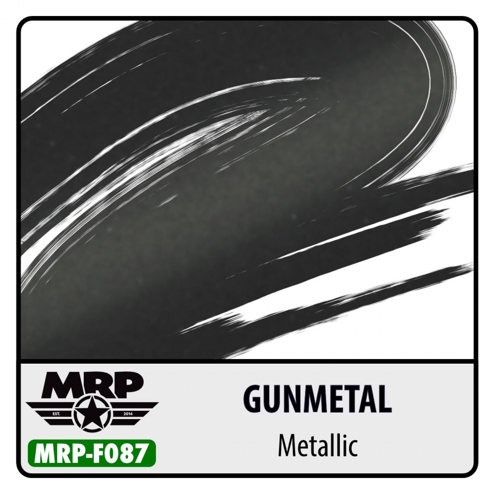 MRP-F087  GUNMETAL