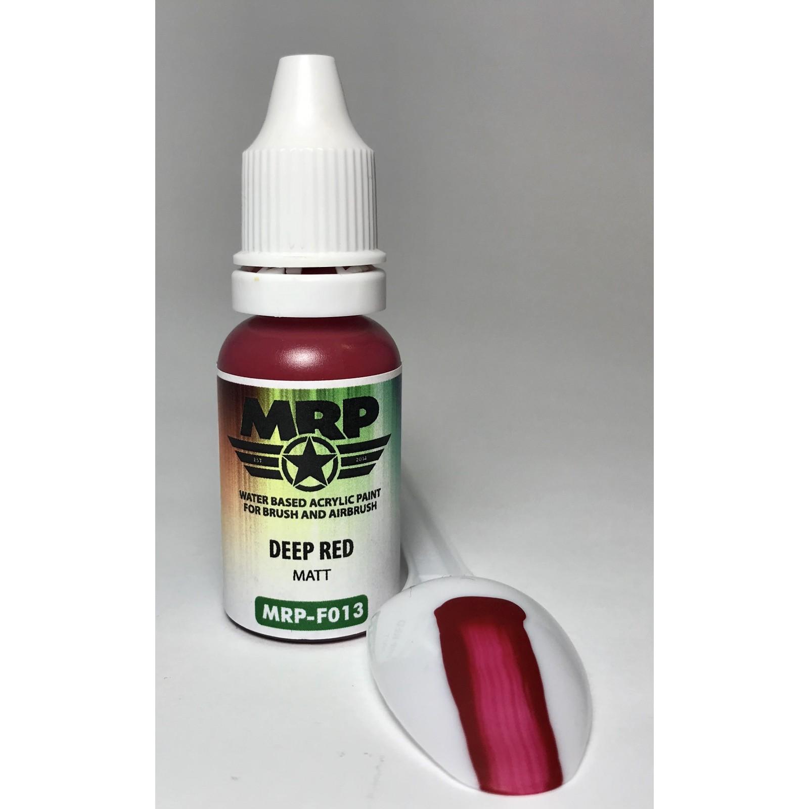 MRP-F013  Deep Red