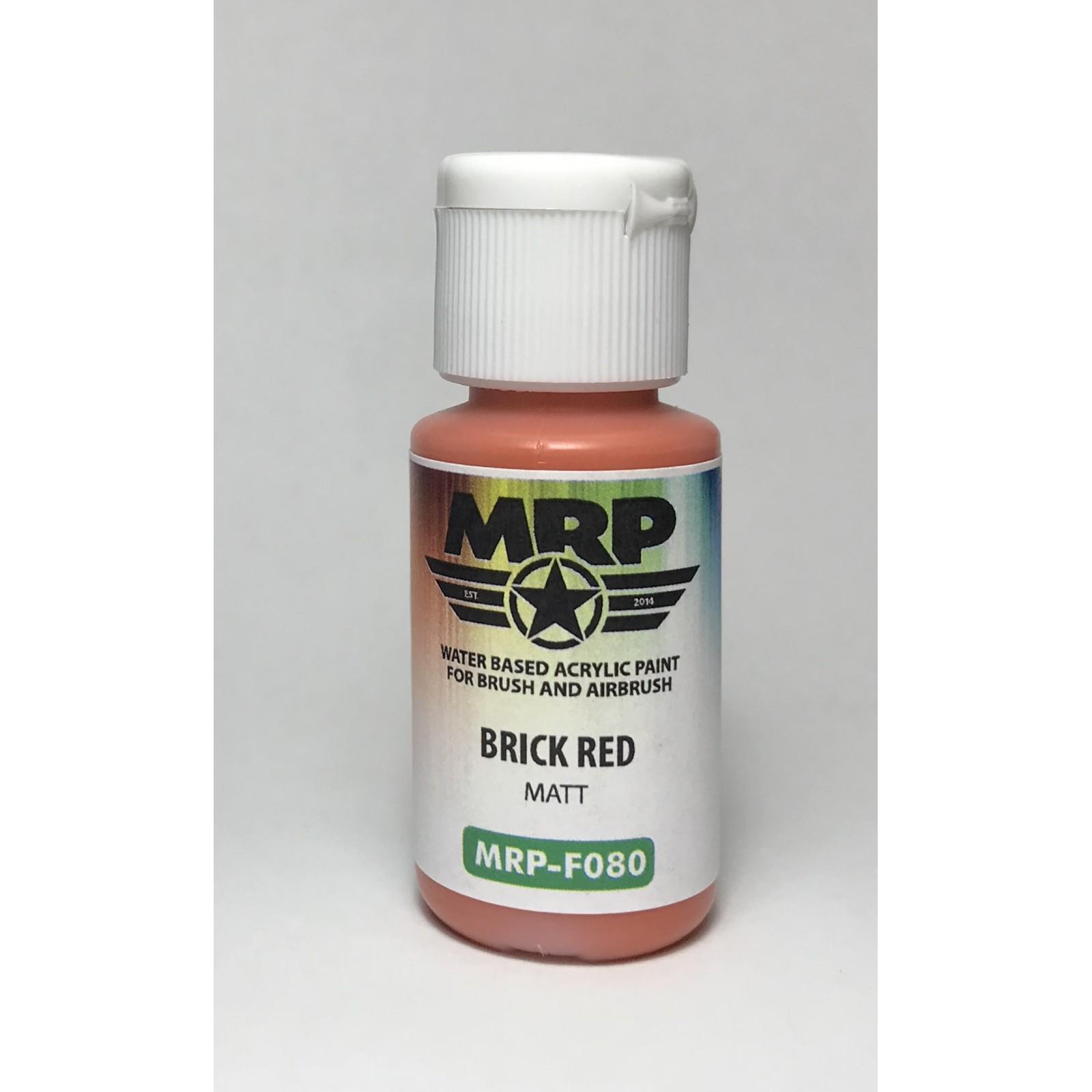 MRP-F080 Brick Red