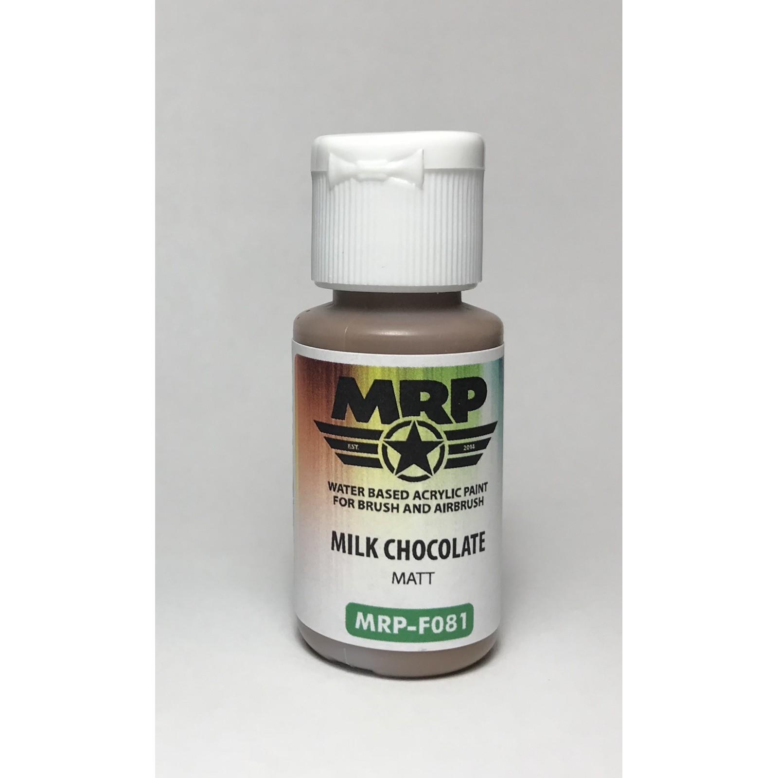 MRP-F081 Milk Chocolate
