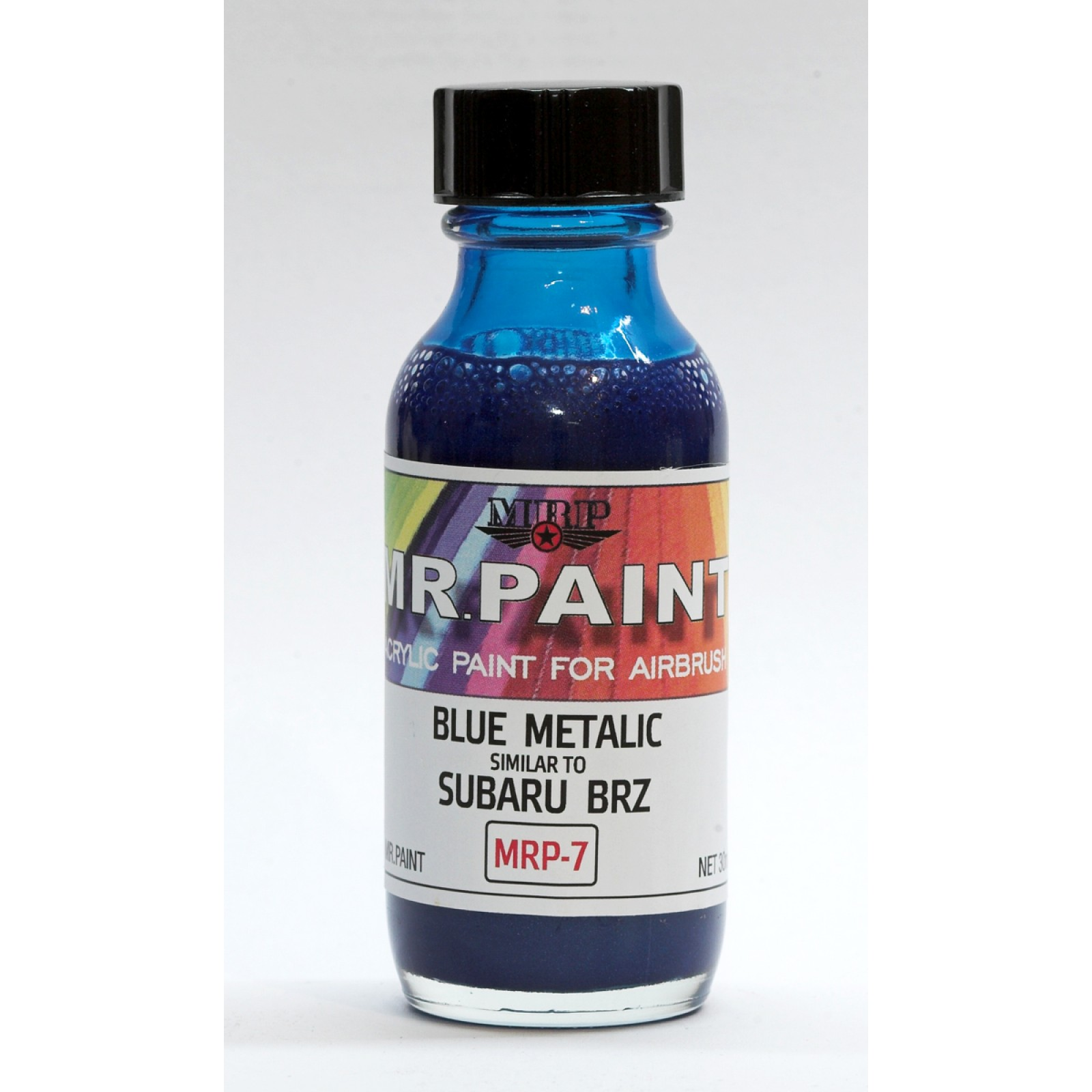 MRP-007 Blue metallic