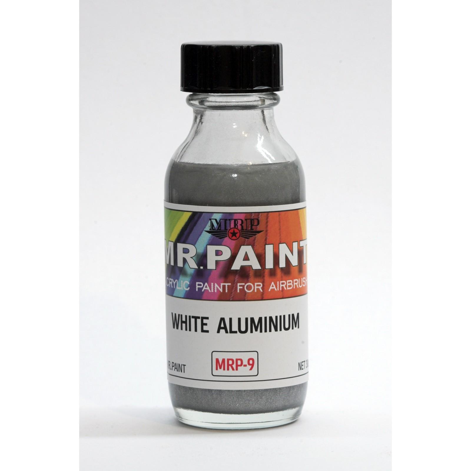 MRP-009 White aluminium
