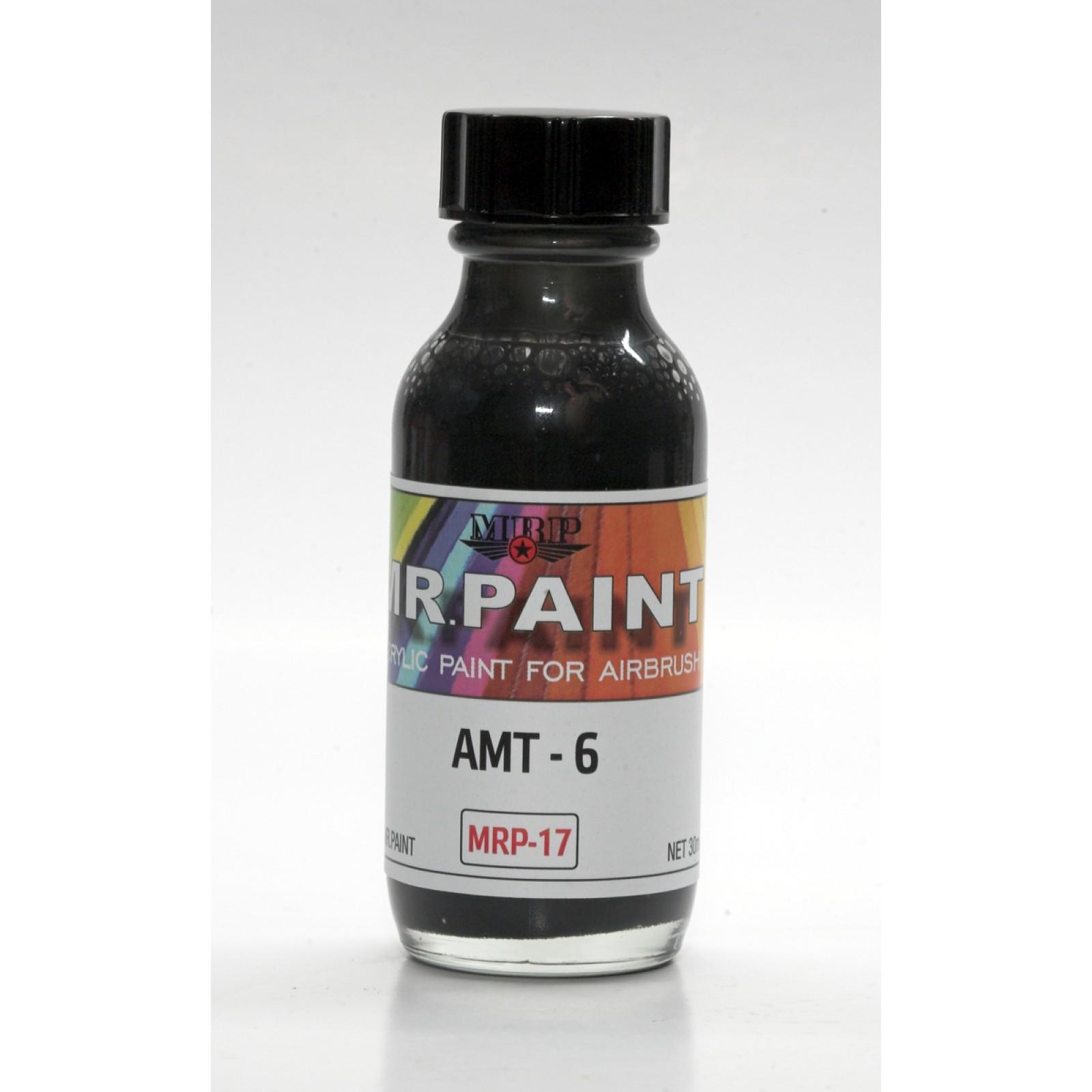 MRP-017 AMT-6  Black