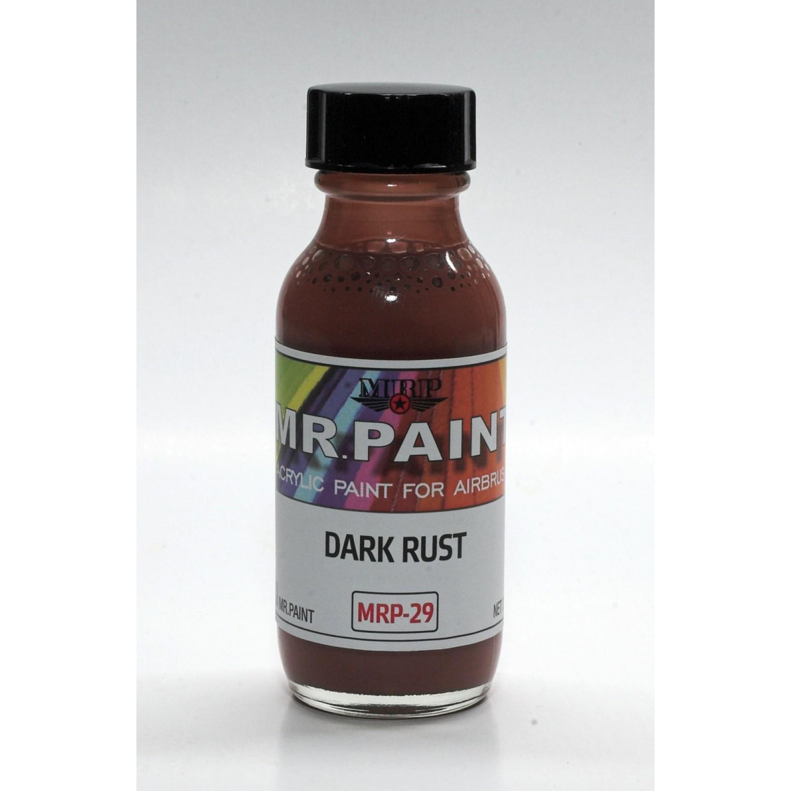 MRP-029 Dark Rust