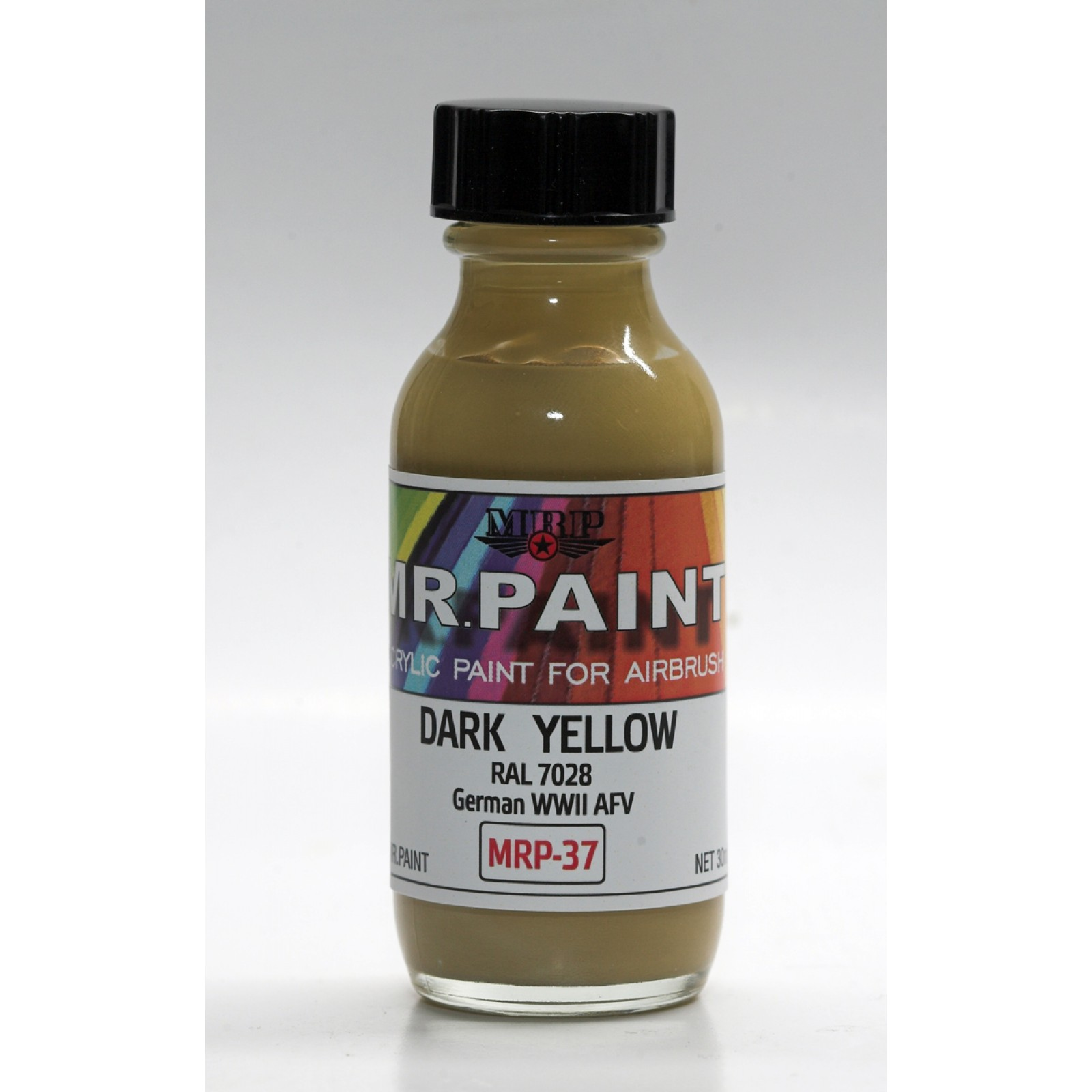 MRP-037 Dark Yellow  RAL 7028