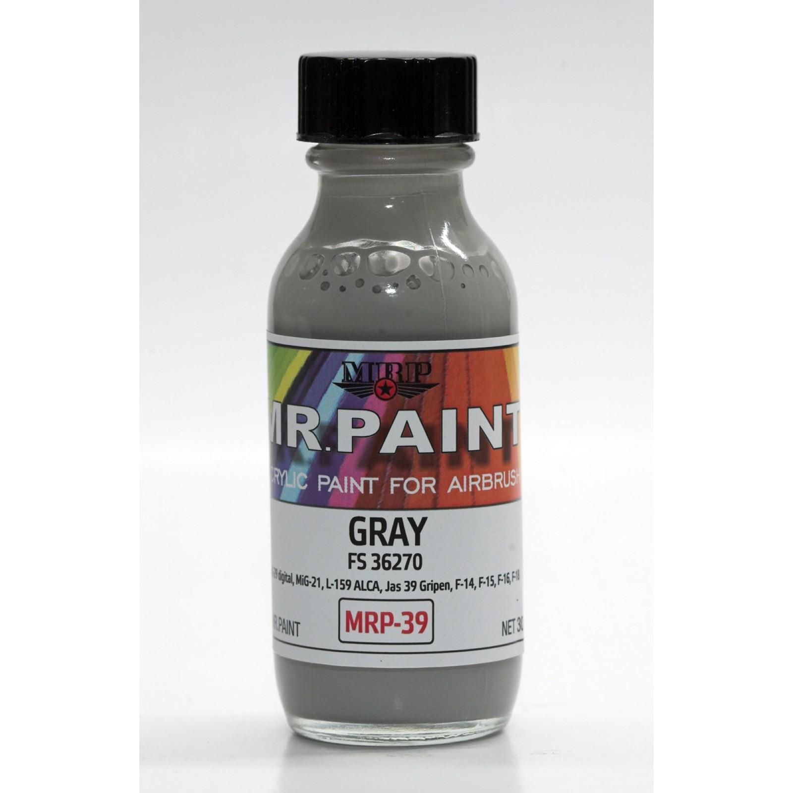 MRP-039 Gray FS36270