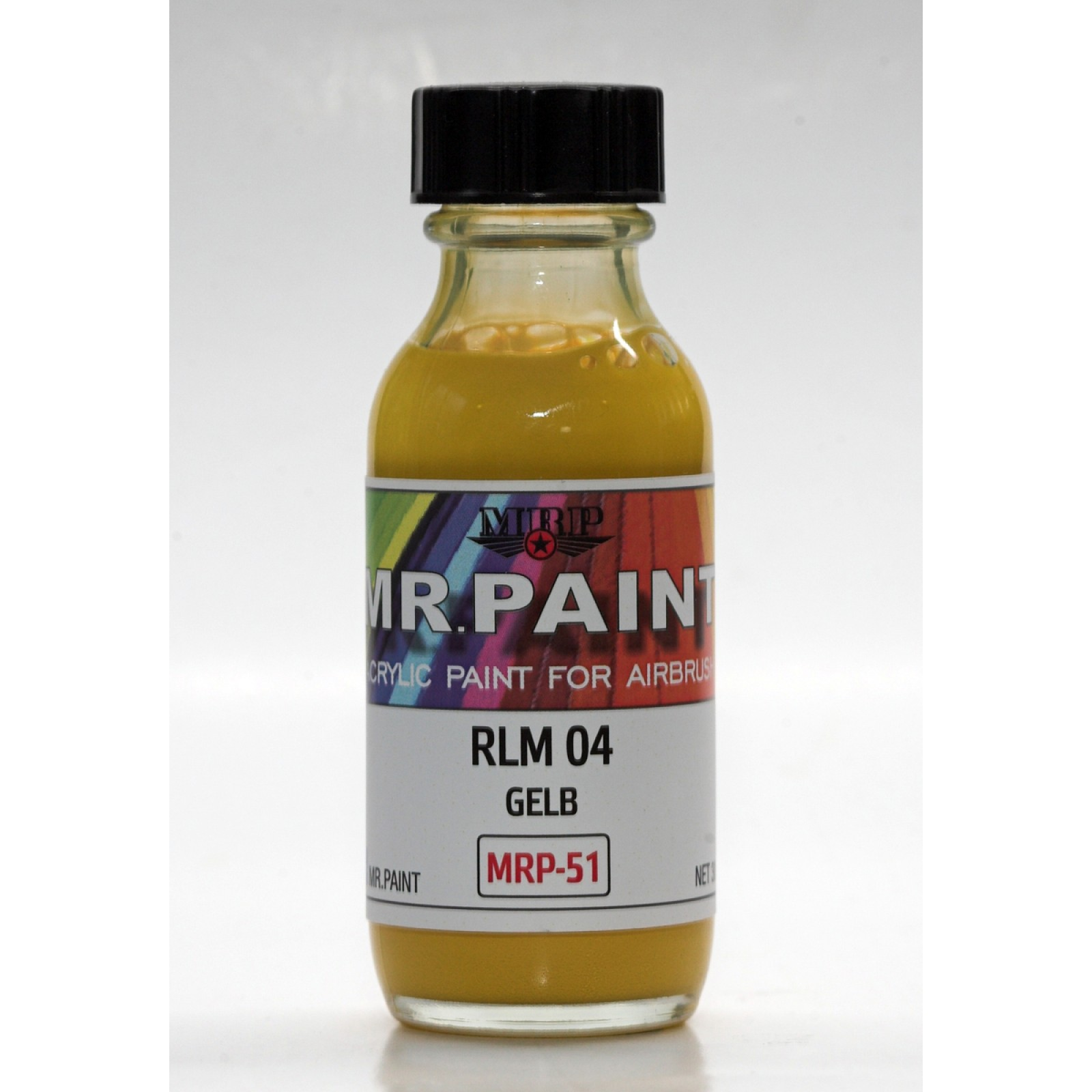 MRP-051  RLM 04  Gelb