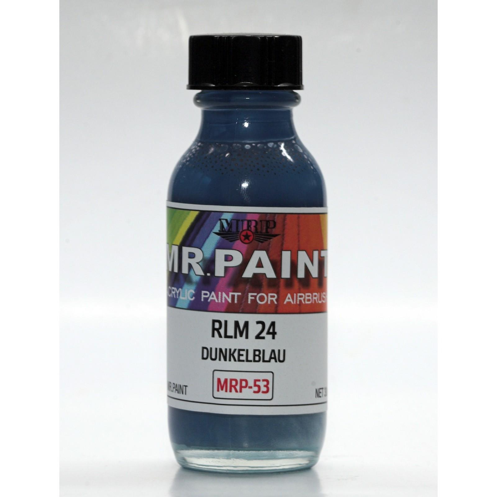 MRP-053  RLM 24  Dunkelblau
