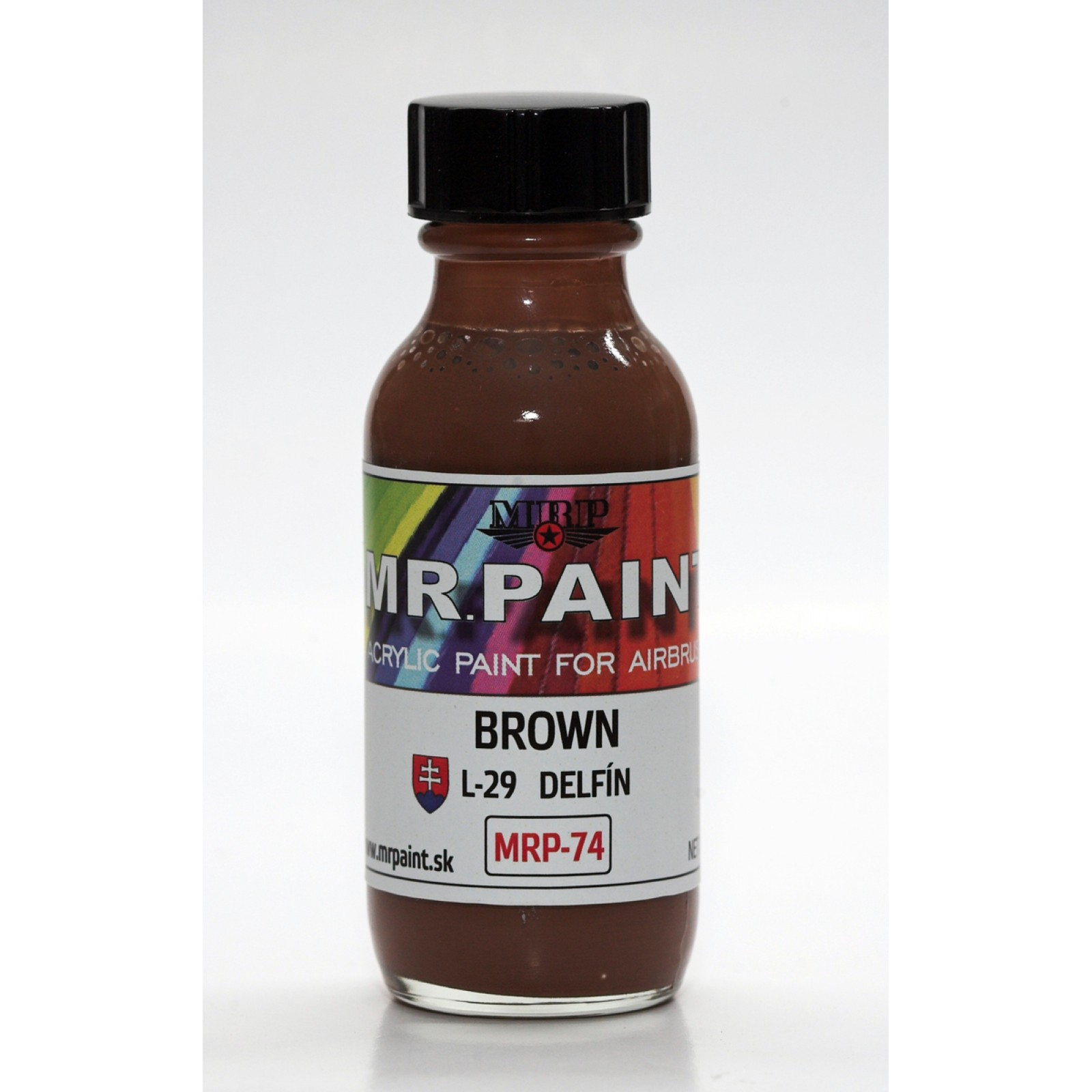 MRP-074  BROWN    L-29 DELFÍN