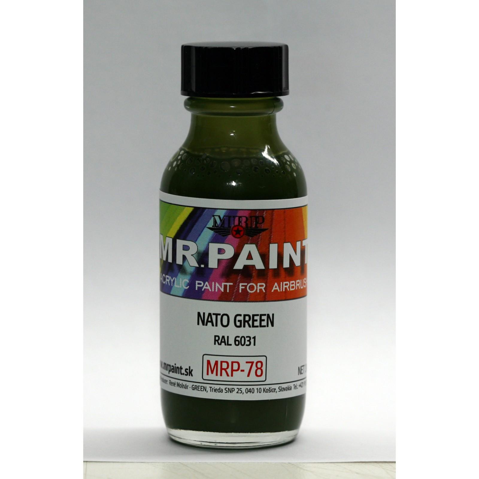 MRP-078 NATO GREEN