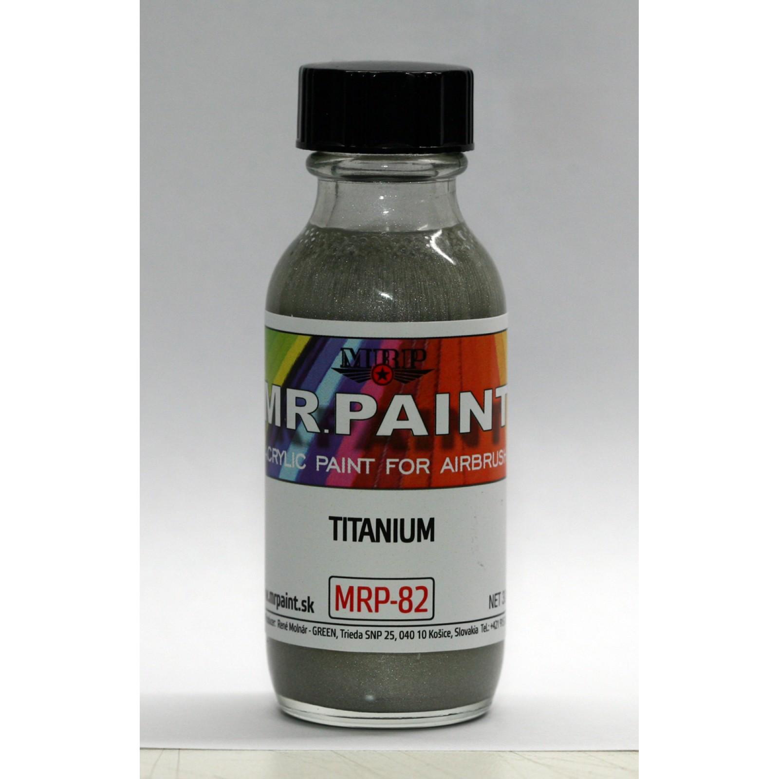 MRP-082 TITANIUM