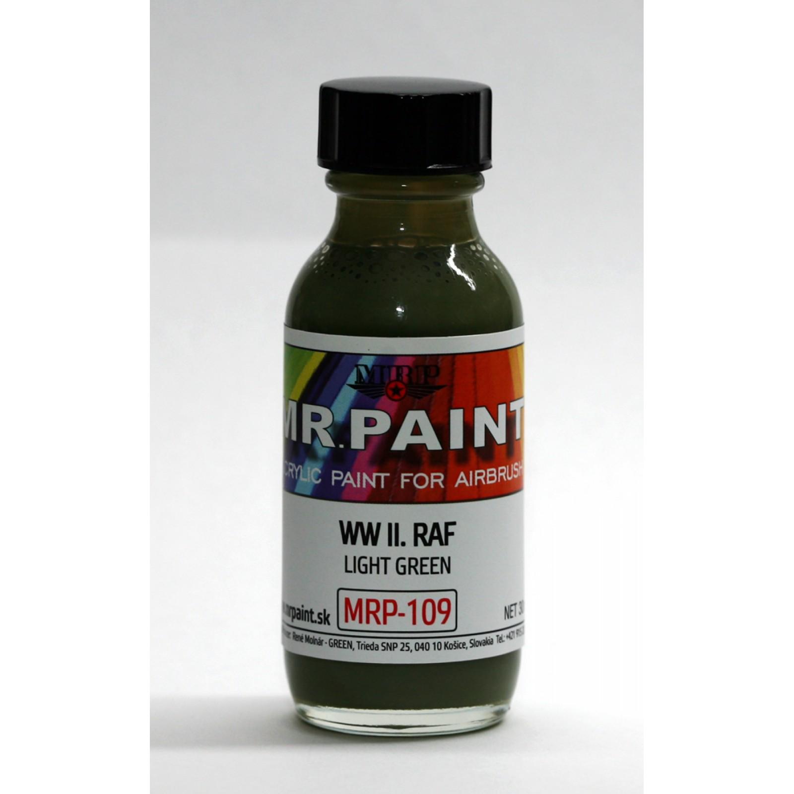 MRP-109  LIGHT GREEN
