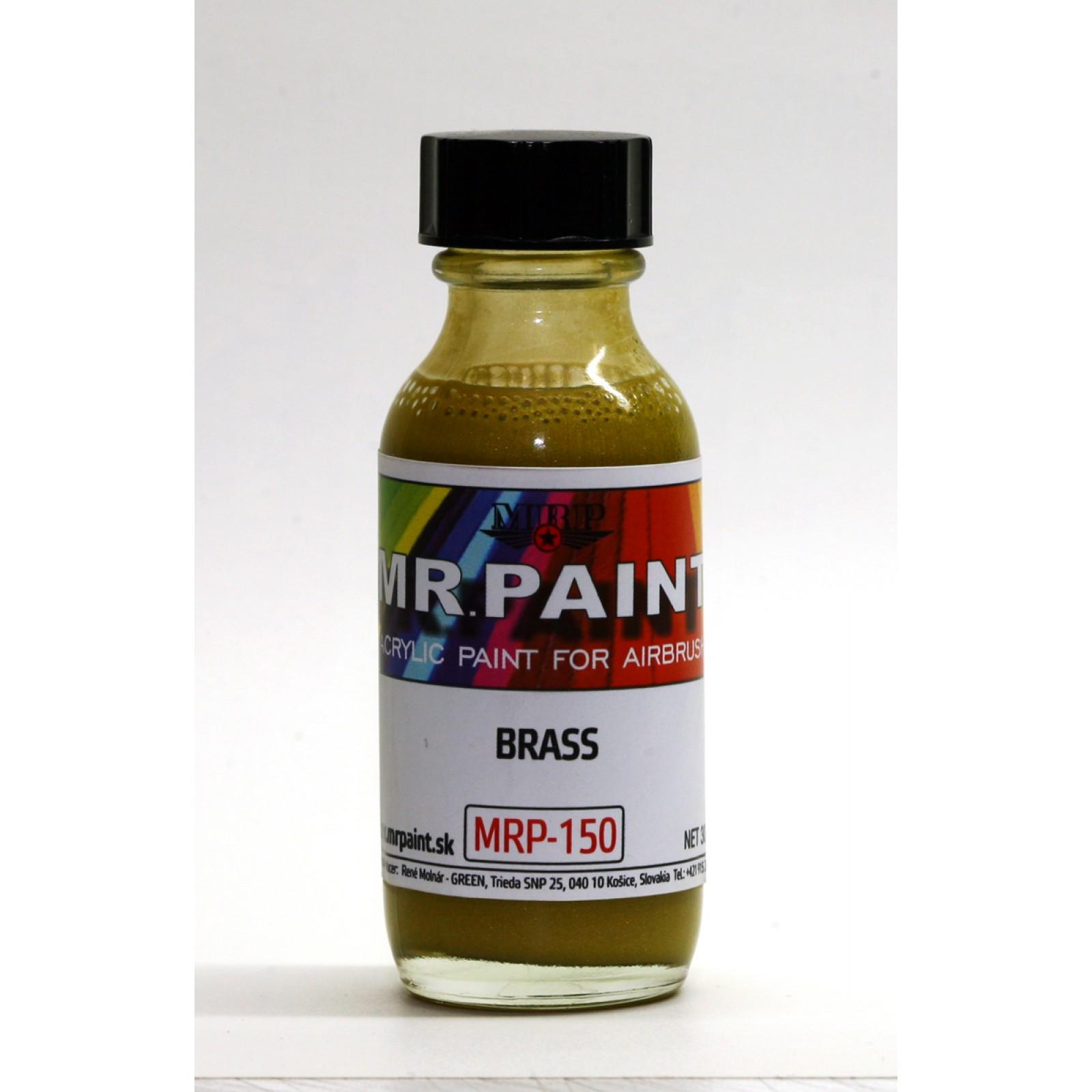 MRP-150  Brass