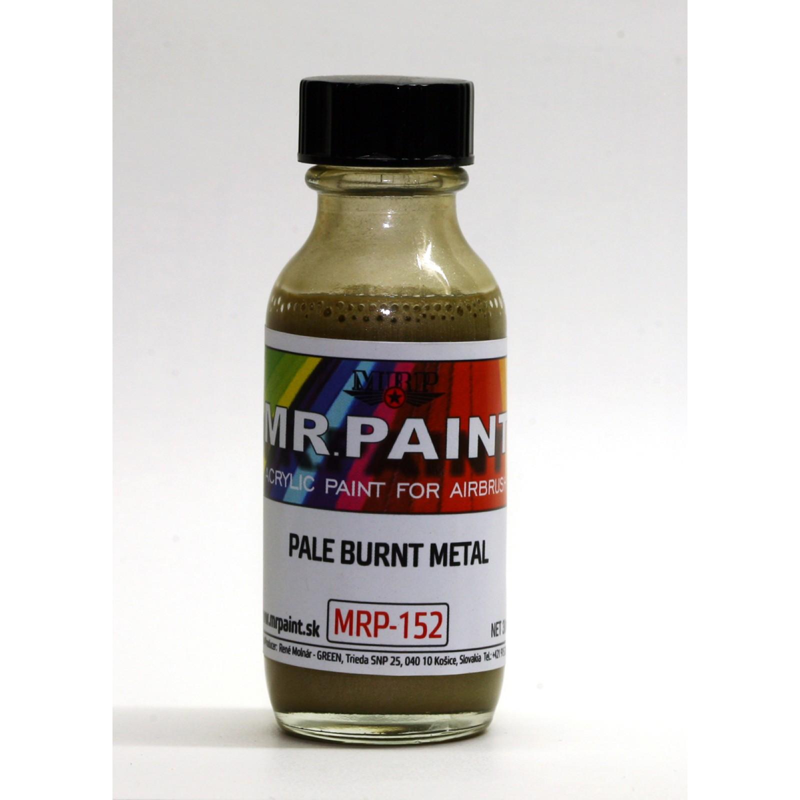 MRP-152  Pale Burnt Metal