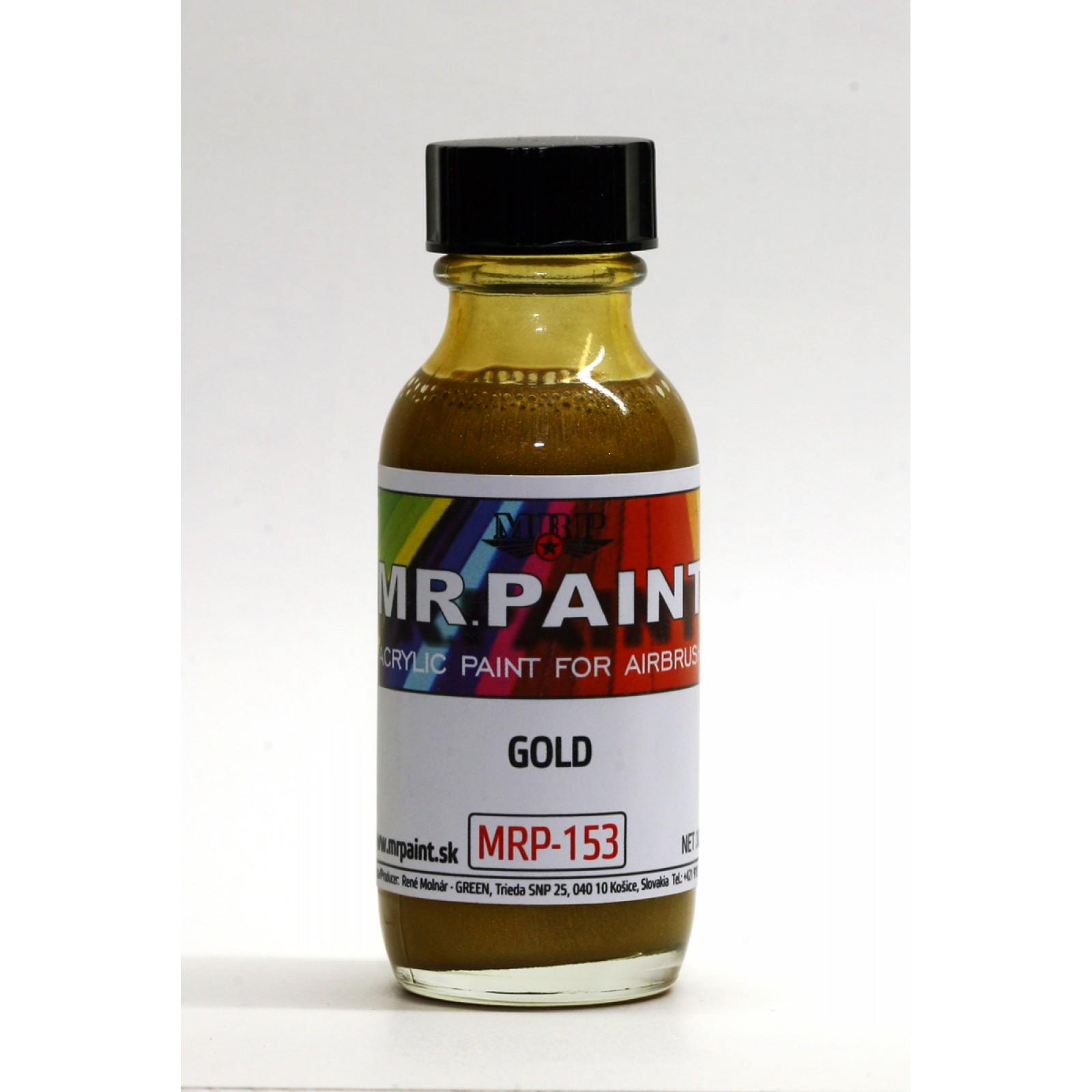 MRP-153  Gold