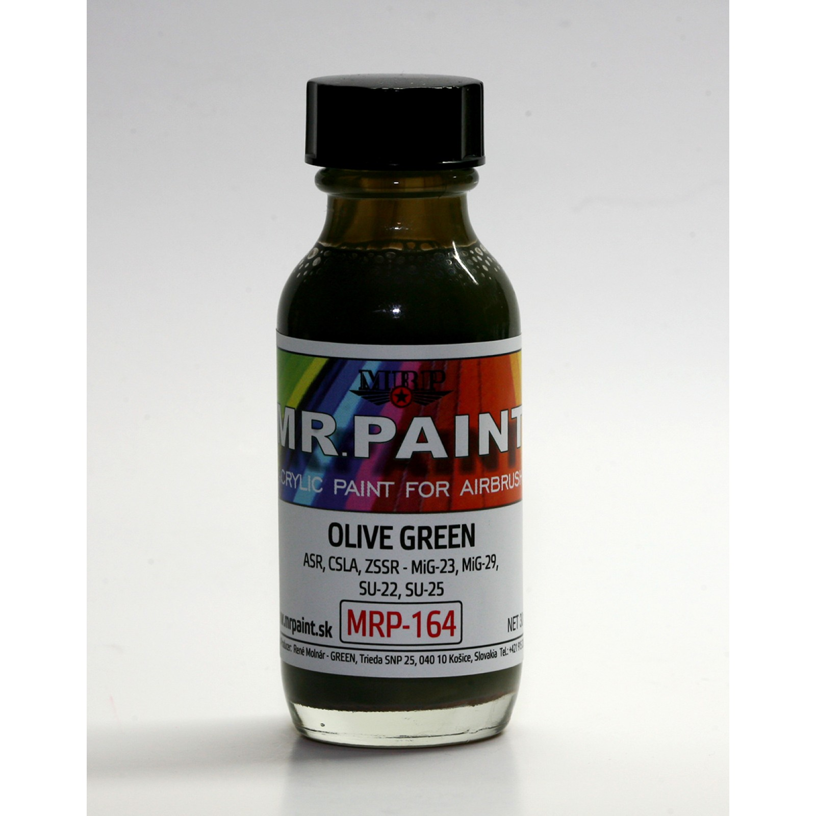 MRP-164  OLIVE GREEN