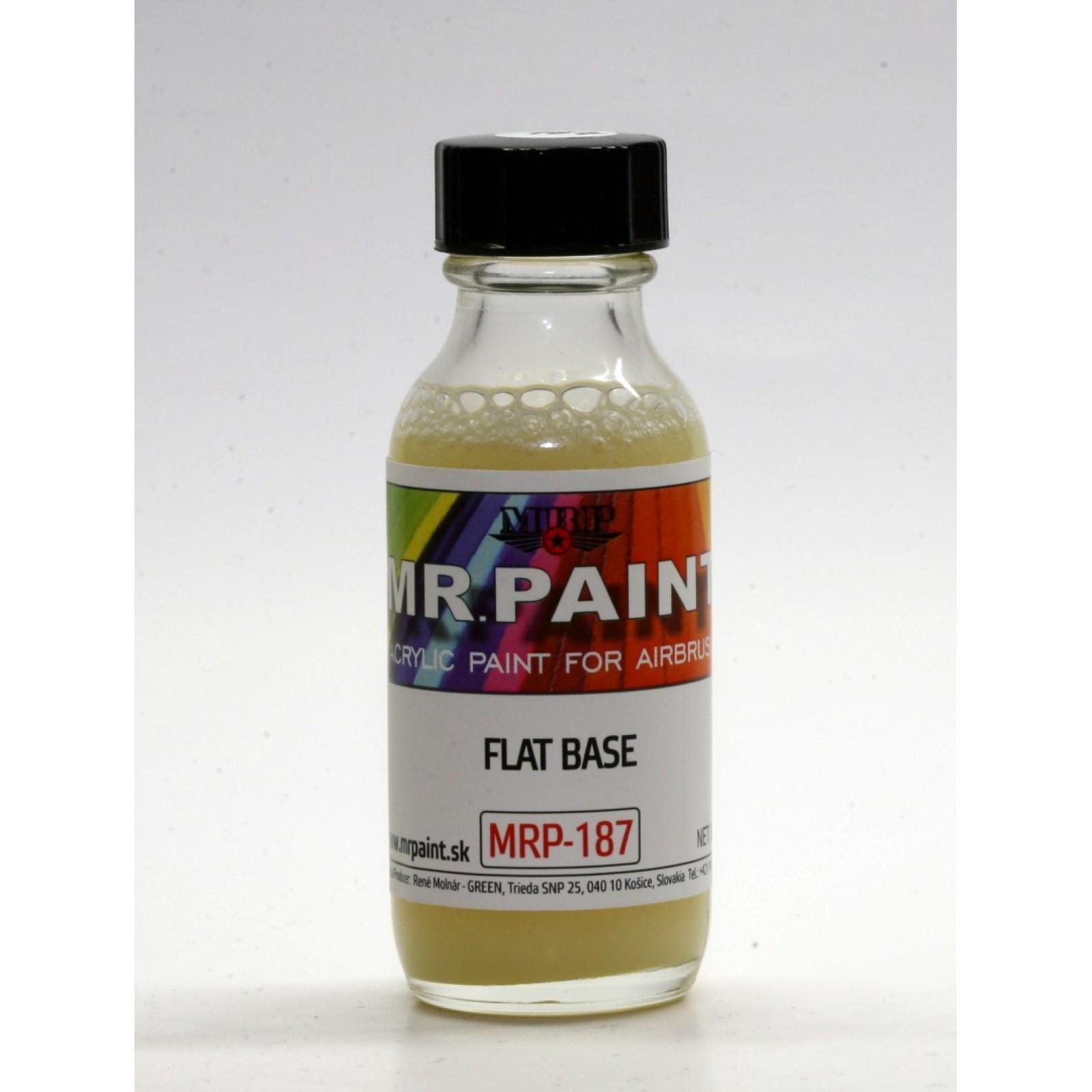 MRP-187 FLAT BASE