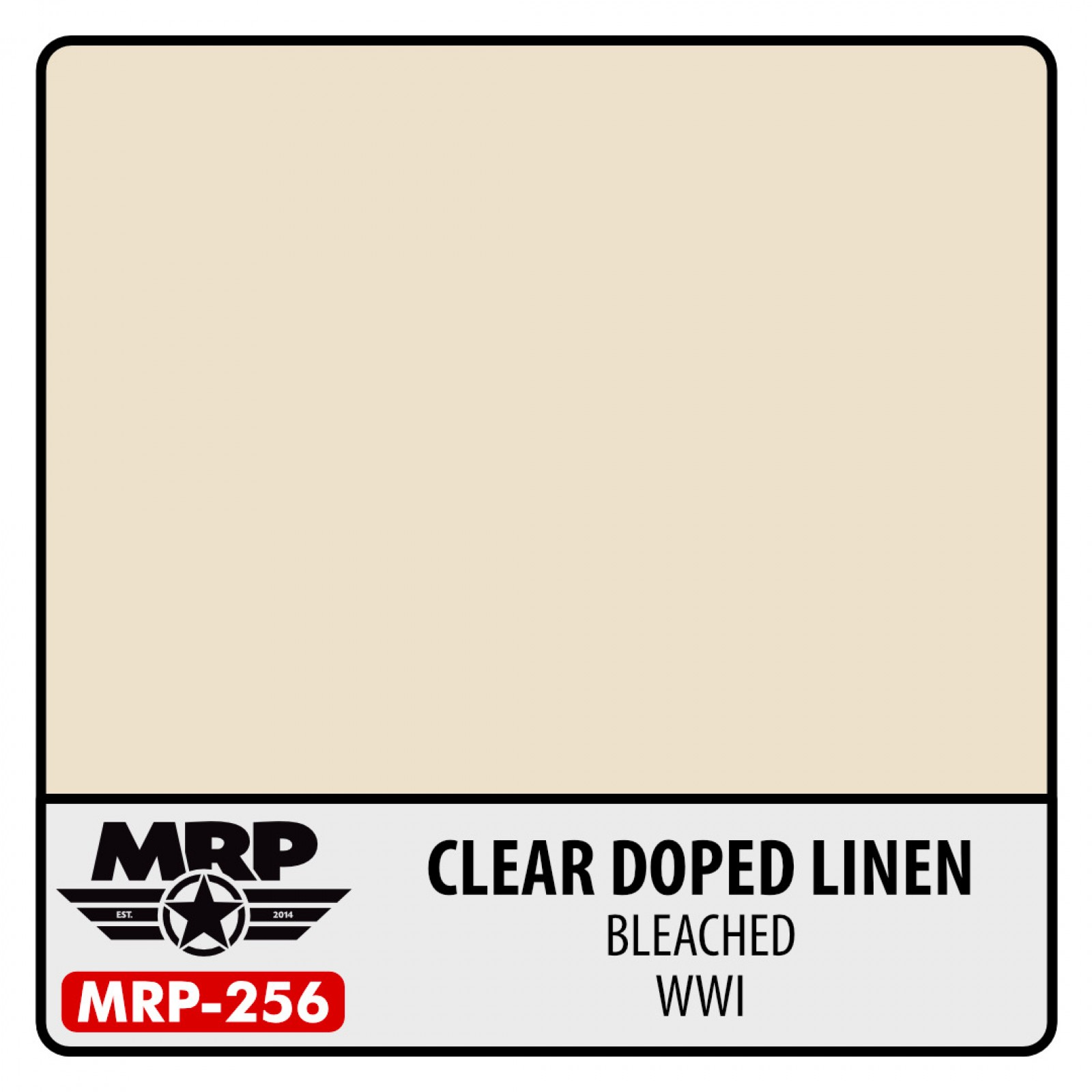 MRP-256    CDL  BLEACHED
