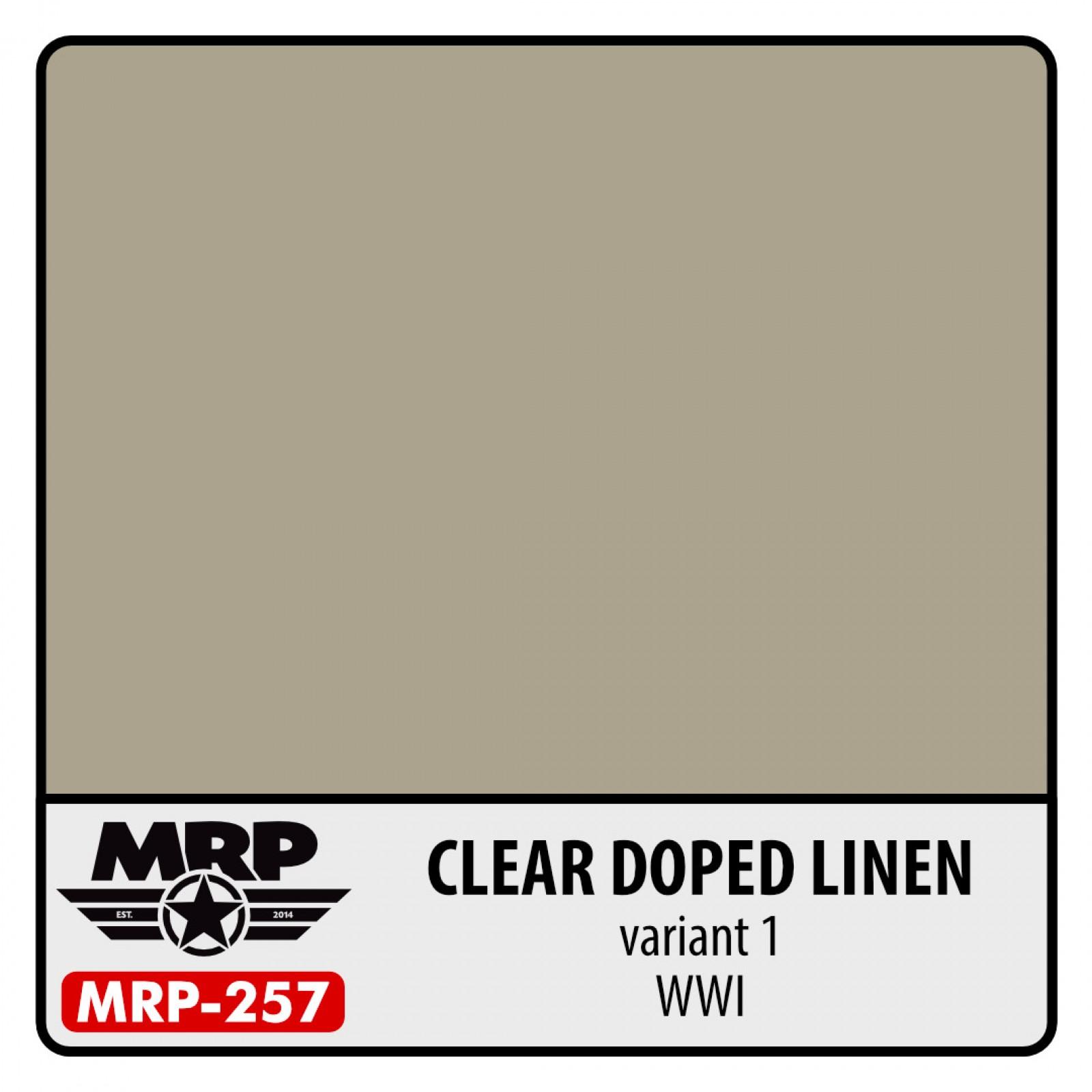 MRP-257    CDL  Variant 1