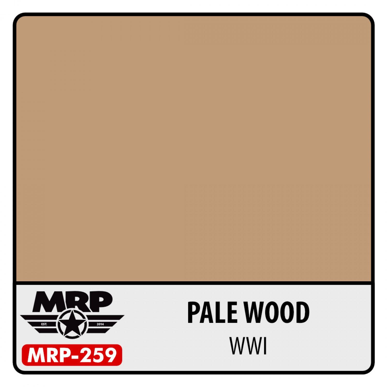 MRP-259    PALE WOOD