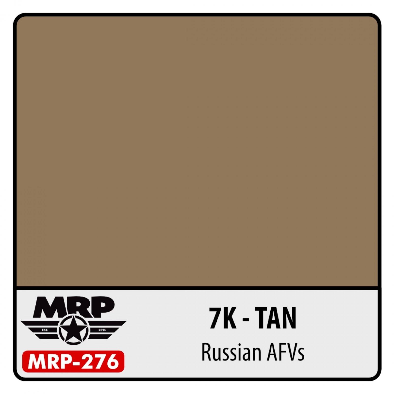 MRP-276  7K  Russian Tan