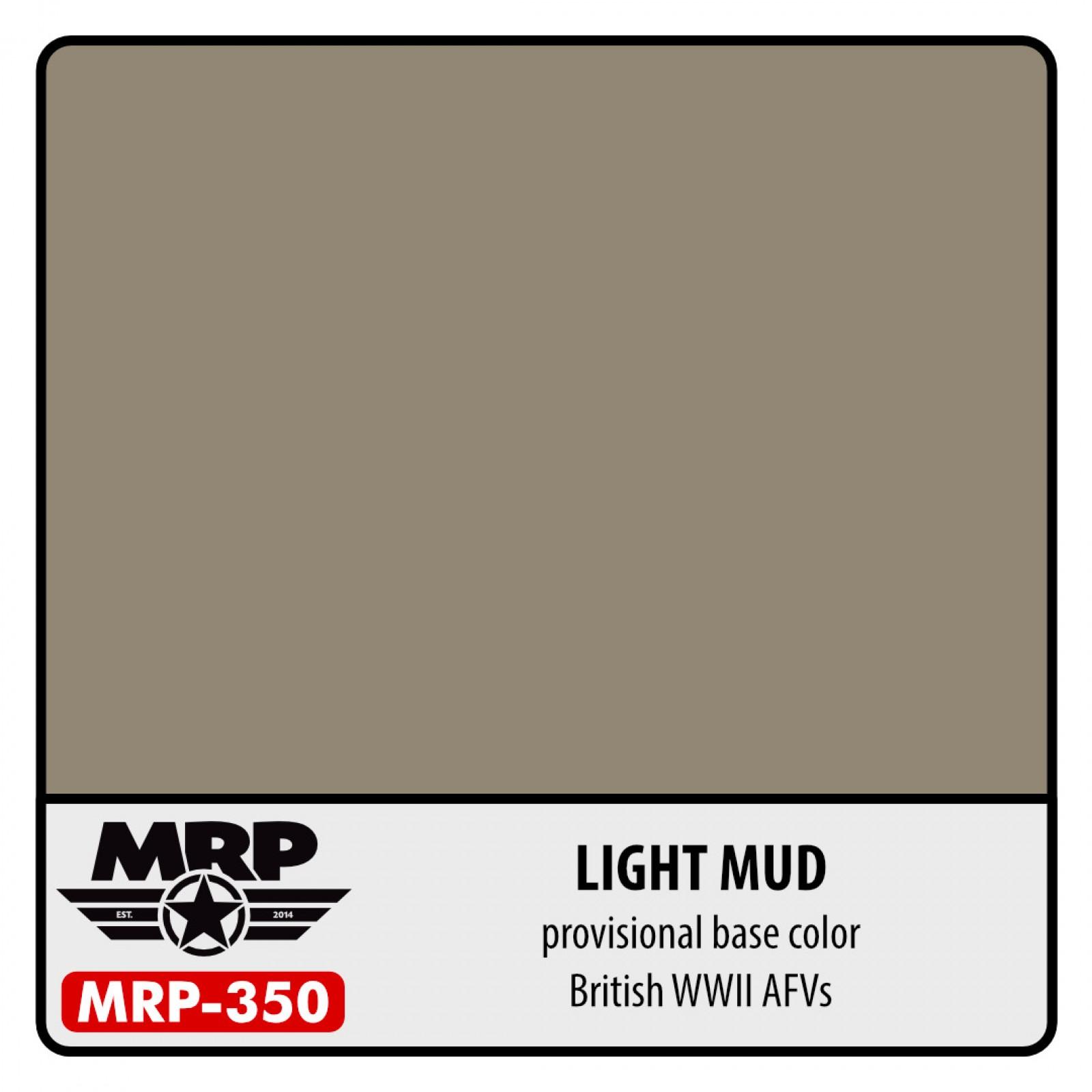 MRP-350  LIGHT MUD