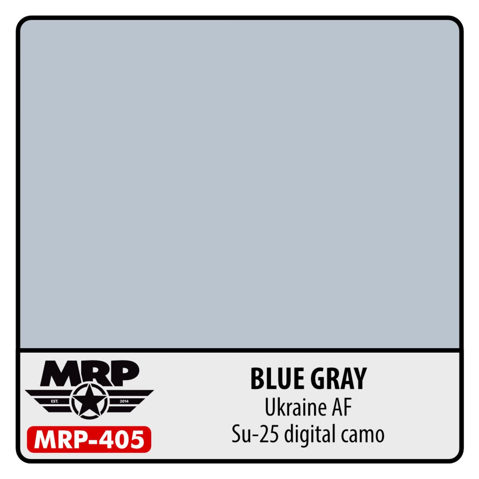 MRP-405  BLUE - GRAY