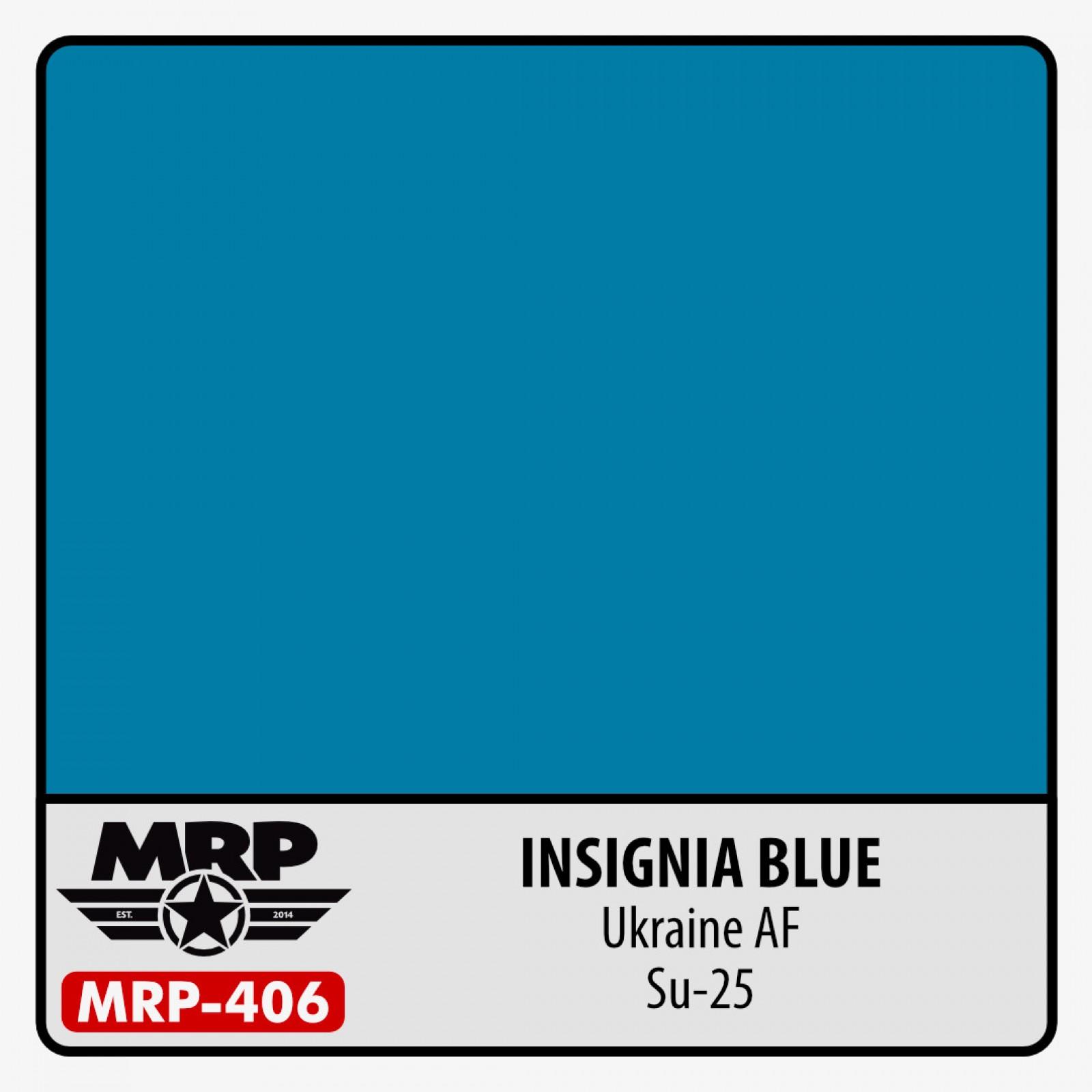 MRP-406  INSIGNIA BLUE