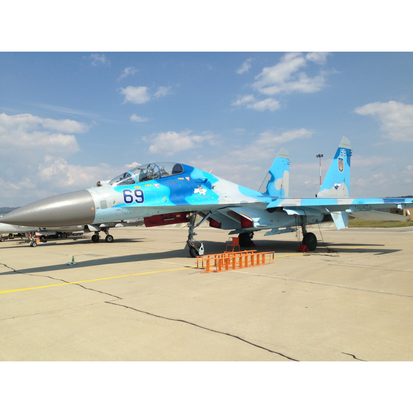 MRP-046 Light Gray SU-27