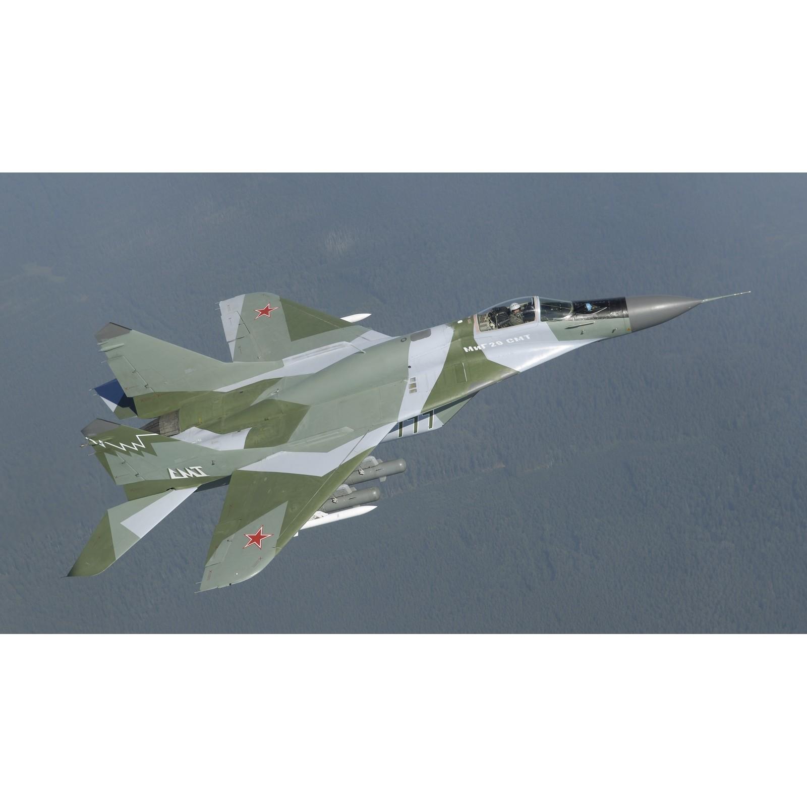 MRP-286 DARK GREEN  MiG 29 SMT